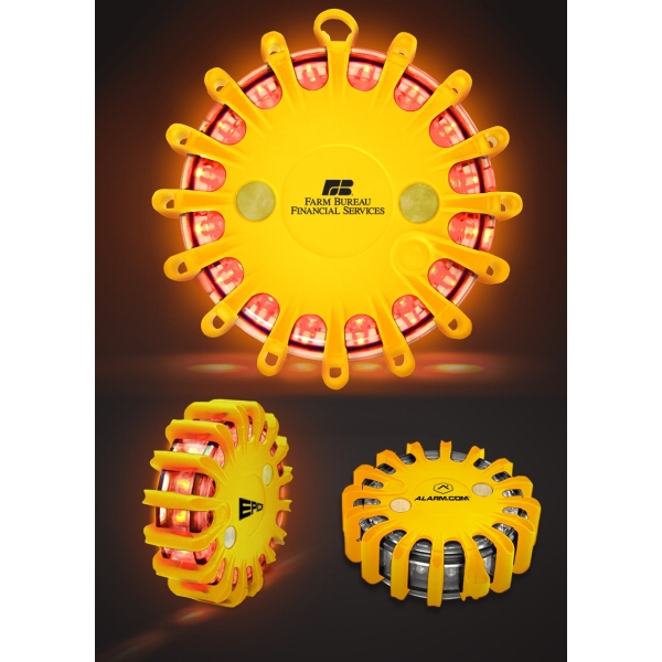 Item #2691 Safety Bright Emergency Light