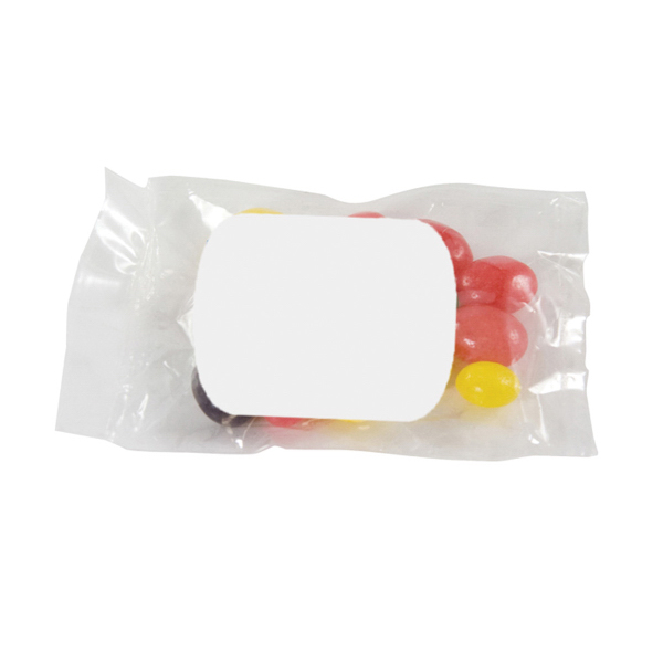 Item #SPP20-CANDY Small Promo Candy Bag with Jelly Beans - Jelly Bean Candy