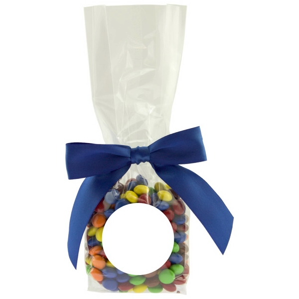 Item #MS22-CHOCOLATE Mug Stuffer Gift Bag w/ Compare to M&M(r) Chocolate Littles