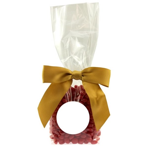 Item #MS22-RED HOTS Mug Stuffer Gift Bag with Cinnamon Red Hot Candy
