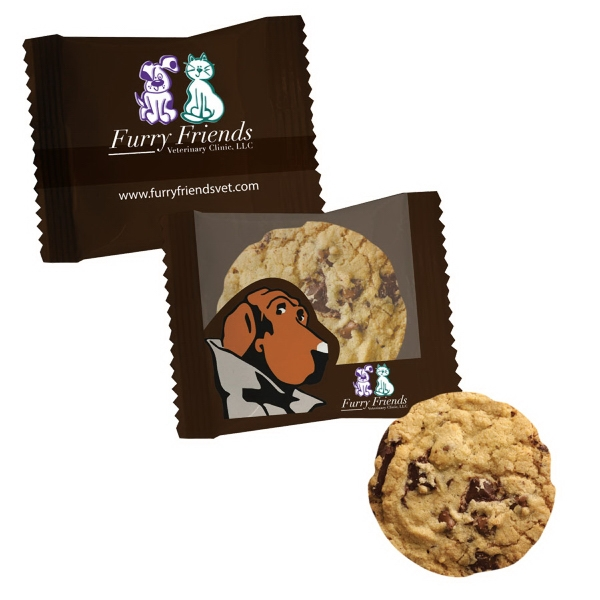 Item #ZSHCC2-BAKERY Individually Wrapped Large Chocolate Chip Cookie Bakery Item