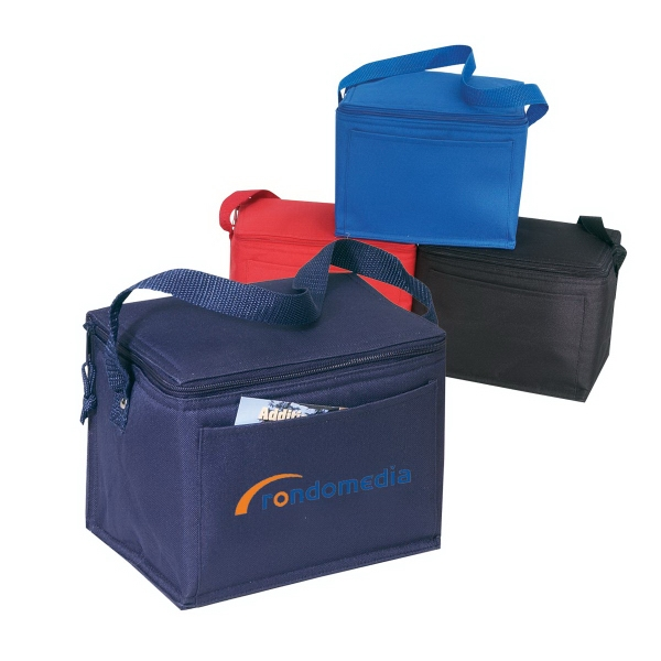 Item #CB451 6 Pack Poly Cooler