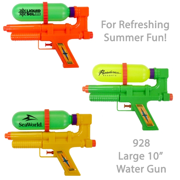 Item #SP928 Water Gun With Tank - Large - E928