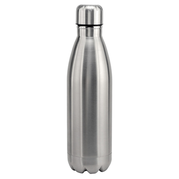 Item #51201 Fleming 20 oz. Stainless Steel Sport Bottle
