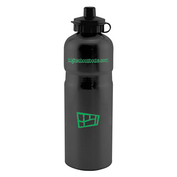 Item #51204 Sunward 34 oz. Aluminum Sport Bottle