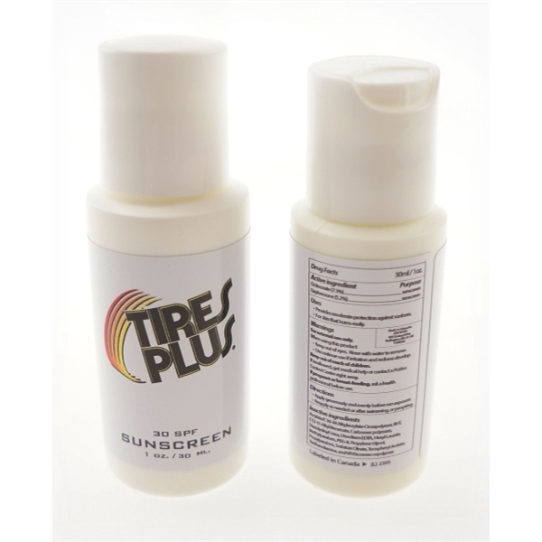 Item #SSCR30-1-3D 1 oz. SPF 30 Sunscreen w/3 Day Delivery Service