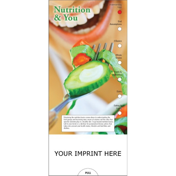 Item #PG-1125 Nutrition and You Slide Chart