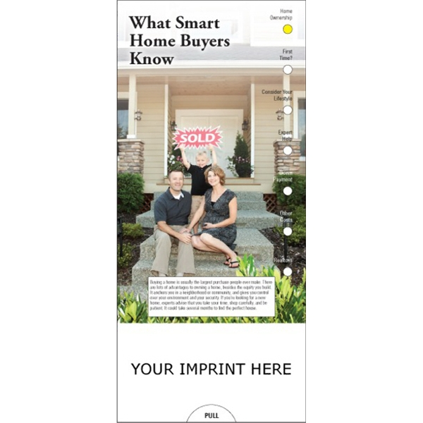 Item #PG-1155 What Smart Home Buyers Know Slide Chart