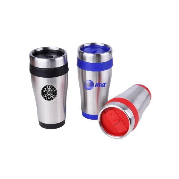 Item #7742 Strong Stainless Steel Tumbler
