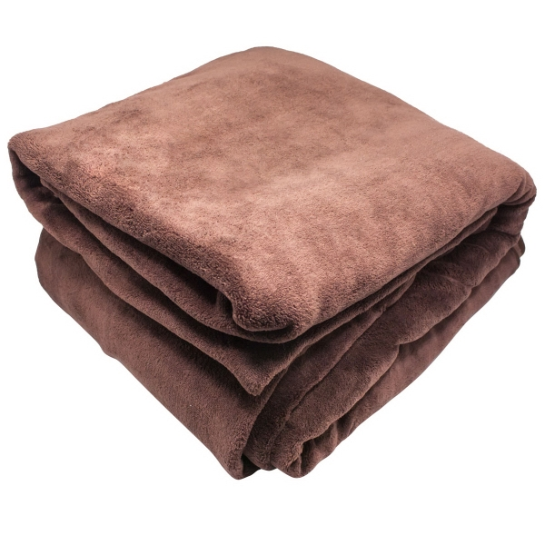 Item #BK811XL 2-Person Coral Fleece Blanket