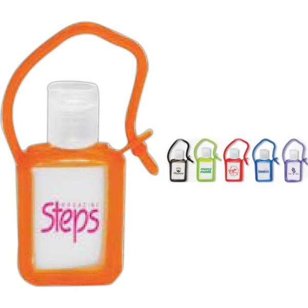 Item #TAGGEL Tag Along Gel Sanitizer