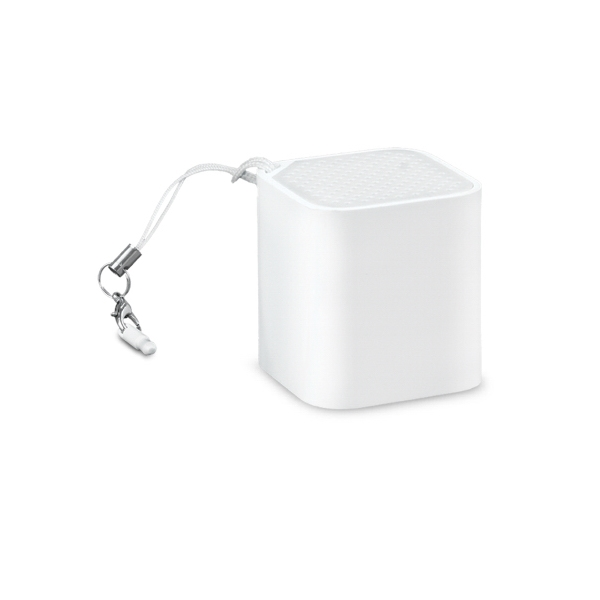 Item #615401N Beat Blok Mini Cube Bluetooth Mobile Speaker with Microphone