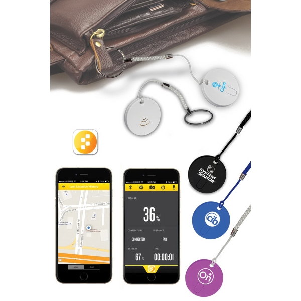 Item #814600 Track-It (TM) Bluetooth Key Finder (Overseas Production)
