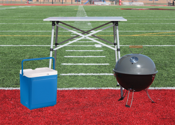 Item #C2015-MTP MVP Tailgating Package
