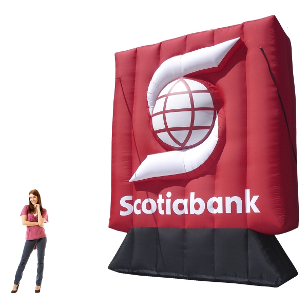 Item #101171 12' Giant Inflatable Billboards