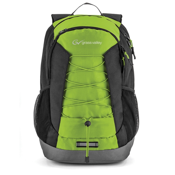 Item #B-7441 Deluxe Sport Laptop Backpack