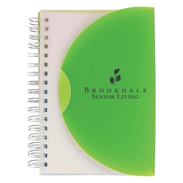 Item #OA-2015 Notebook -70 Sheet Spiral Notebook