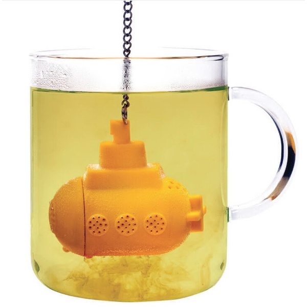 Item #TEA-007 Submarine Tea Infuser