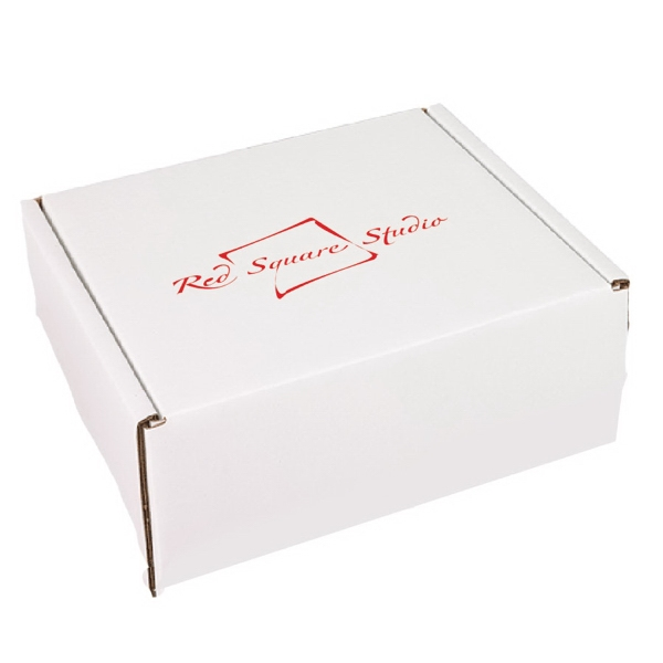 Item #BX-137 BOX E-Flute Mailer Box - Retail Packaging