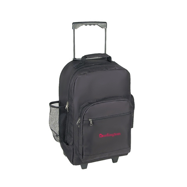 Item #B-5468 Poly Rolling School Backpack