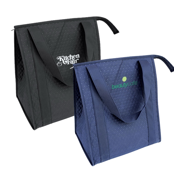Item #B-5540 Non Woven Thermal Insulation Large Tote