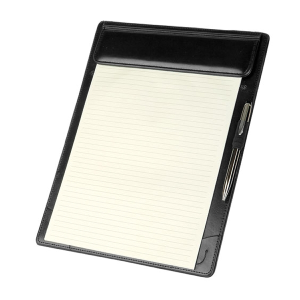 Item #B-5101 Leatherette Executive Clipboard