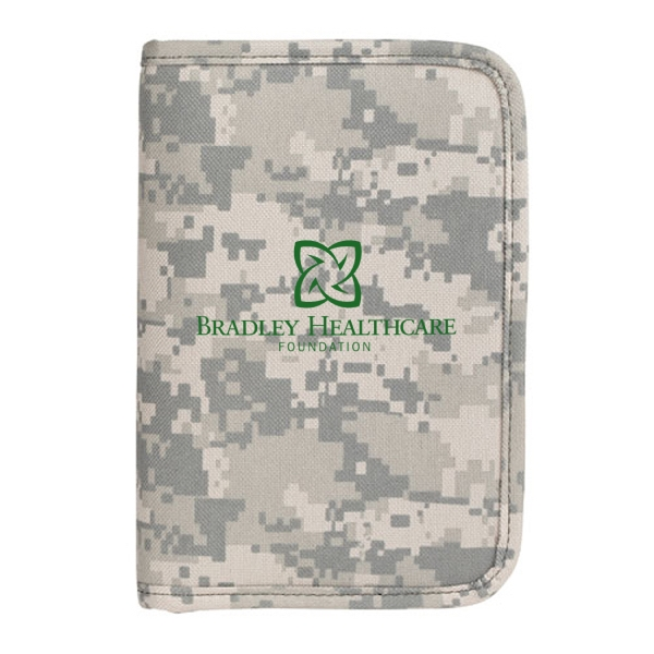 Item #B-5106 Digital Camo Mini Personal Planner