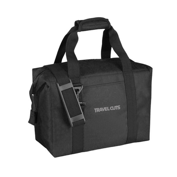 Item #B-5532 Insulated Picnic Cooler Shoulder Bag