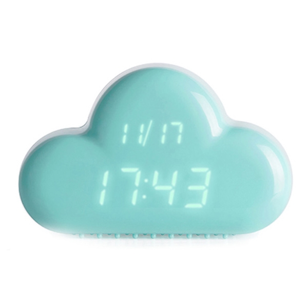 Item #DC614 LED Cloud Clock