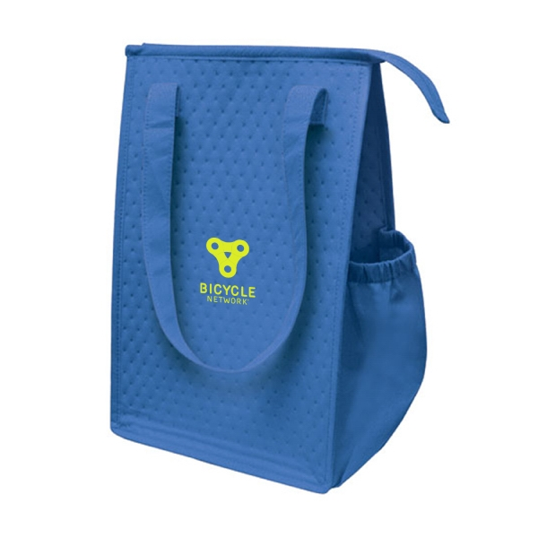 Item #B-5539 Non Woven Thermal Insulation Tote Cooler