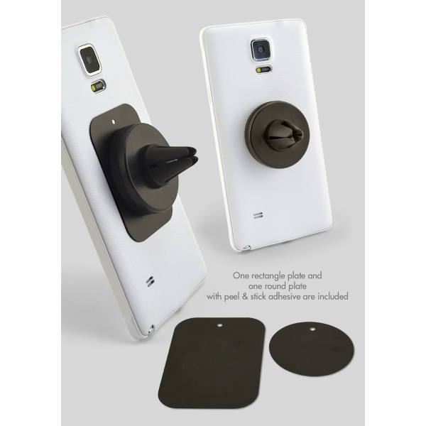 Item #6138 Magnetic Air Vent Phone Holder