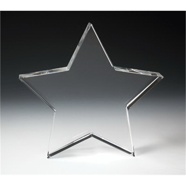 Item #CT-007 Star Paperweight