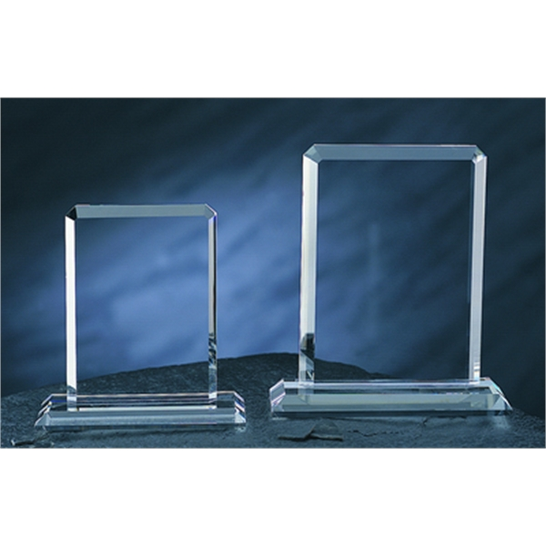 Item #CT-408 Rectangle Award