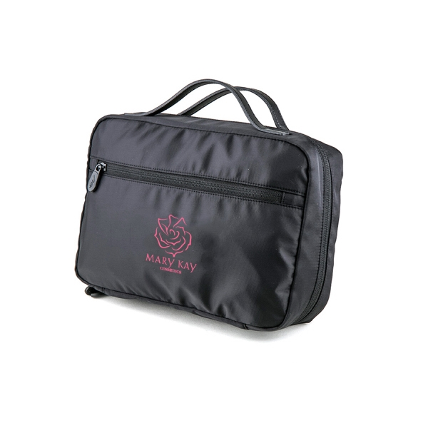 Item #B-7812 Fold Out Hanging Toiletry Cosmetic Bag