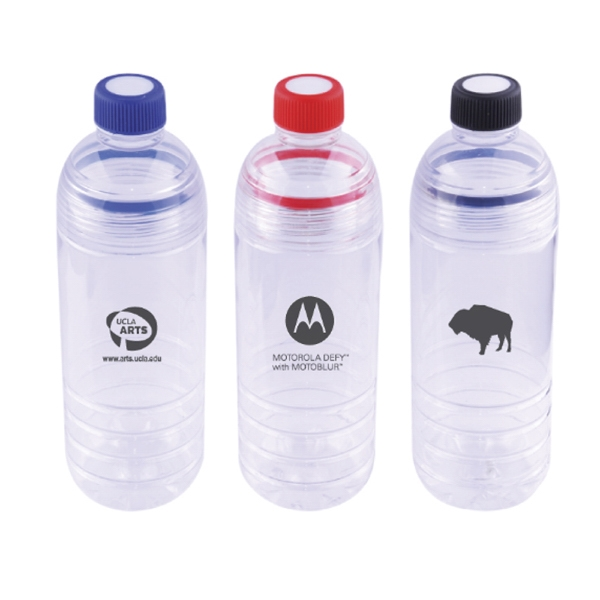 Item #CP-043 24 Oz. Tarquin Copolymer Water Bottle