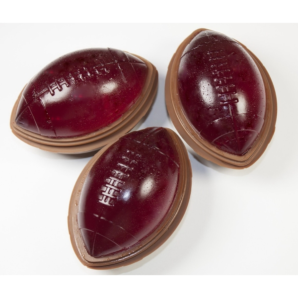 Item #HR092 Football Silicone Ice Mold