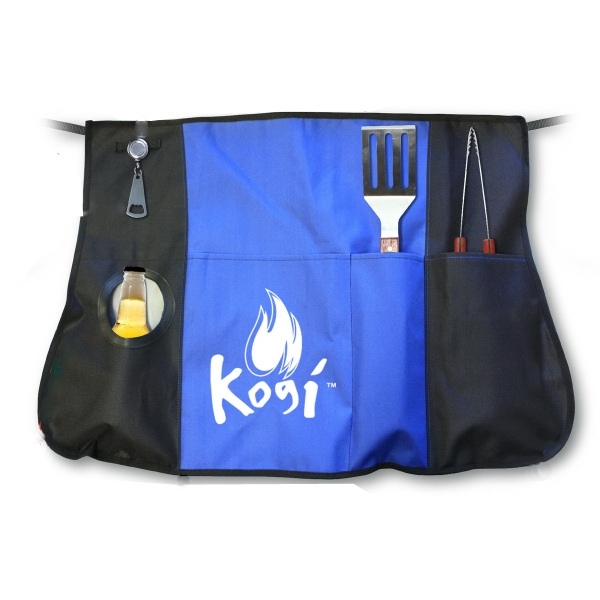 Item #BBQ05 Chef's BBQ Apron Set