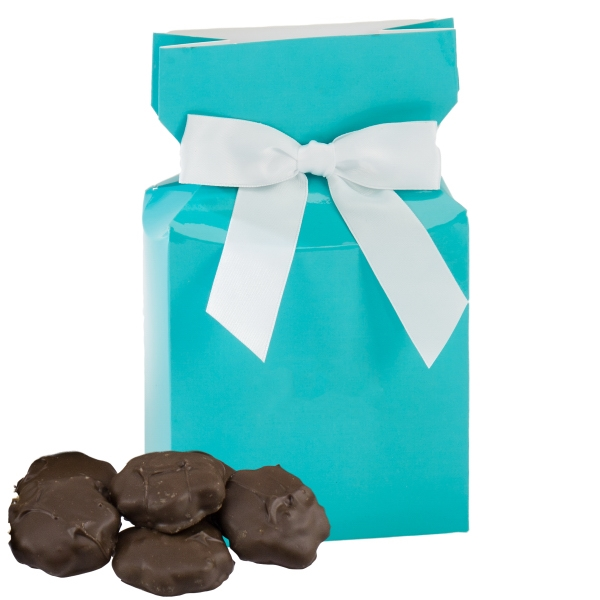 Item #OB1G-CHOCOLATE The Ovation Box with Chocolate Turtles