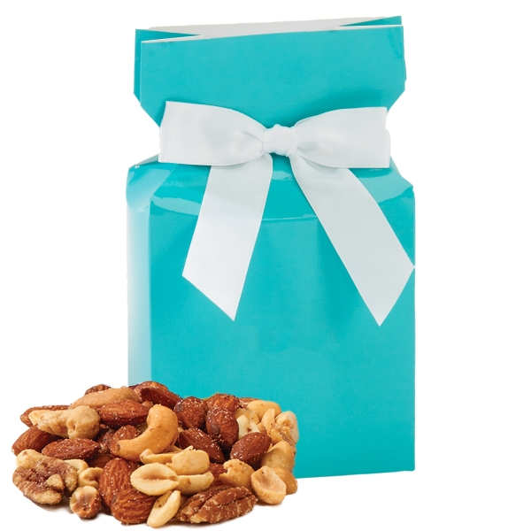 Item #OB1-D-NUTS The Ovation Box with Mixed Nuts