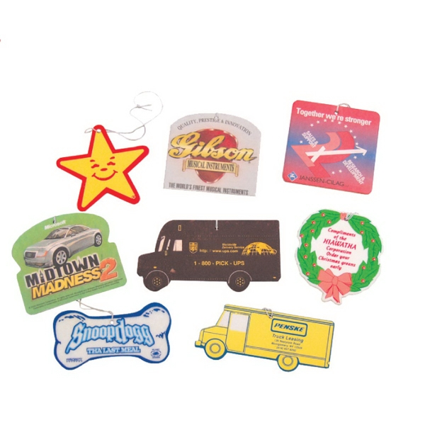 Item #AD-2390 Custom air fresheners