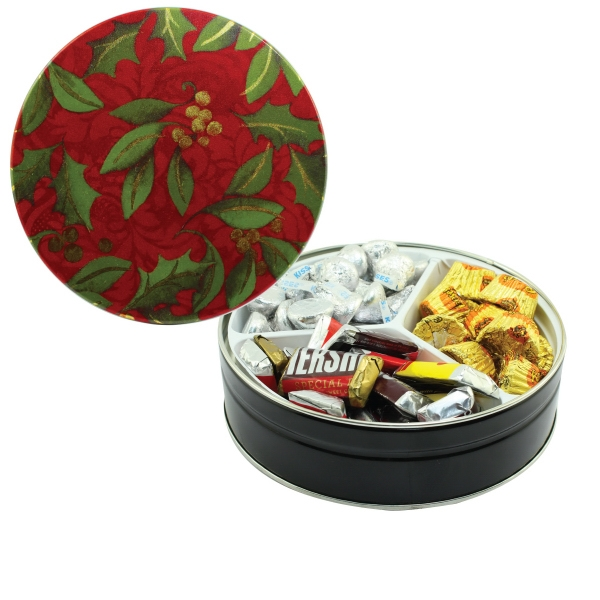 Item #GT1D-CHOCOLATE The Grand Tin with Hershey Chocolates