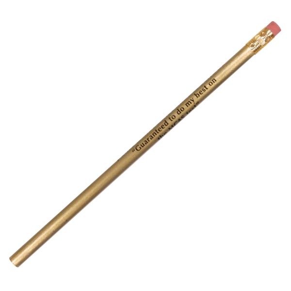 Item #22100 Solo Pencil,Round