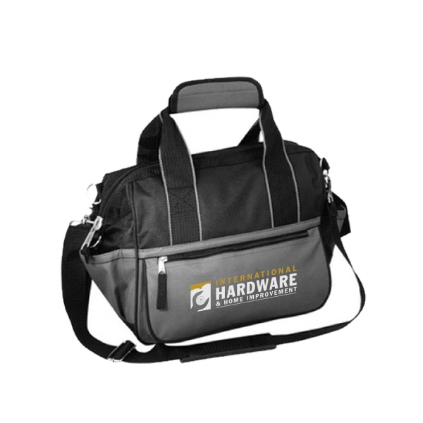 Item #B-8833 Polyester Lightweight Duffel Tool Bag