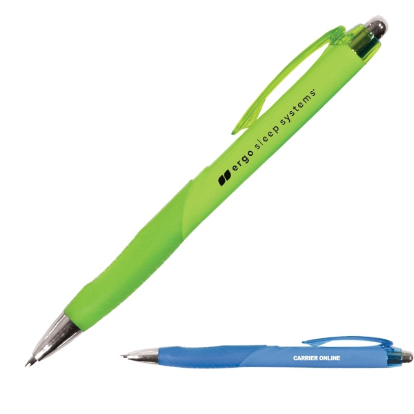 Item #15660 Ergo Grip Pen-Closeout