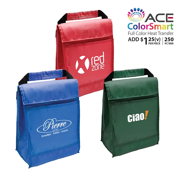 Item #CL119 Malden Insulated Lunch Bag