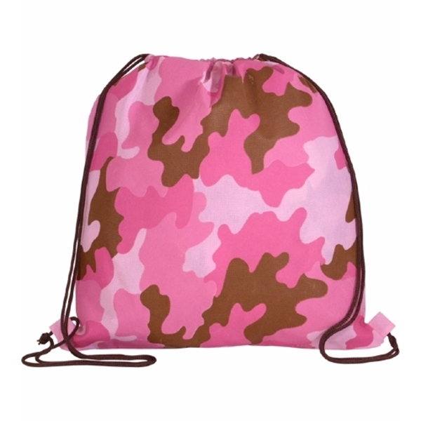 Item #59080 NW Camo Drawstring Backpack