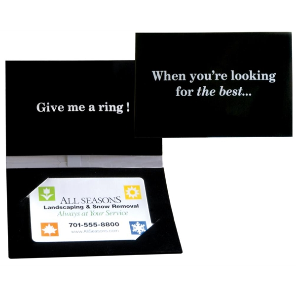 Item #TRC1000 The Original Telephone Ringing Sound Card for Business Cards