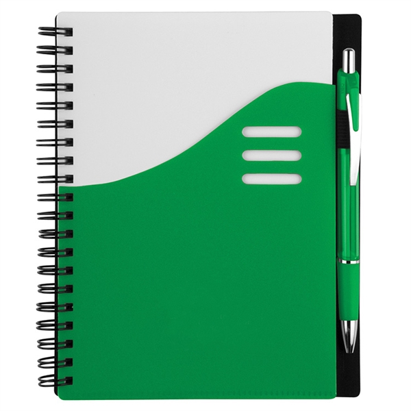 Item #JP150 Stevie Spiral Bound Notebook