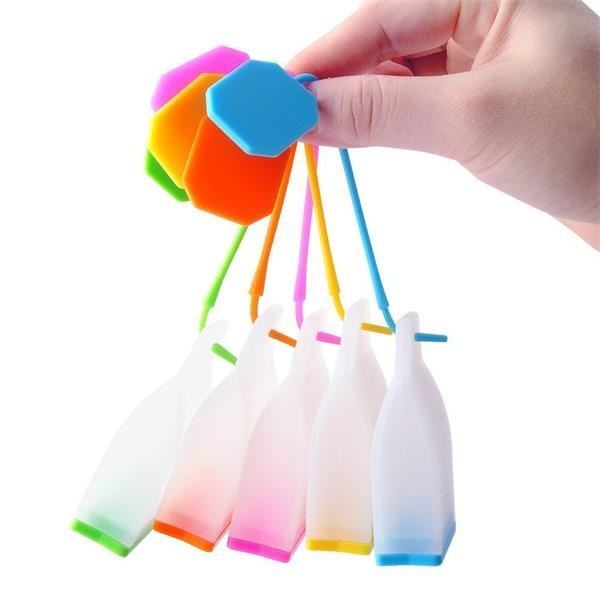 Item #TEA012 Silicone Tea Bag Tea Infuser