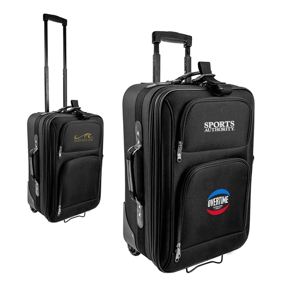 "Item #B-6912 20"" Carry-On Expandable Rolling Luggage Bag"